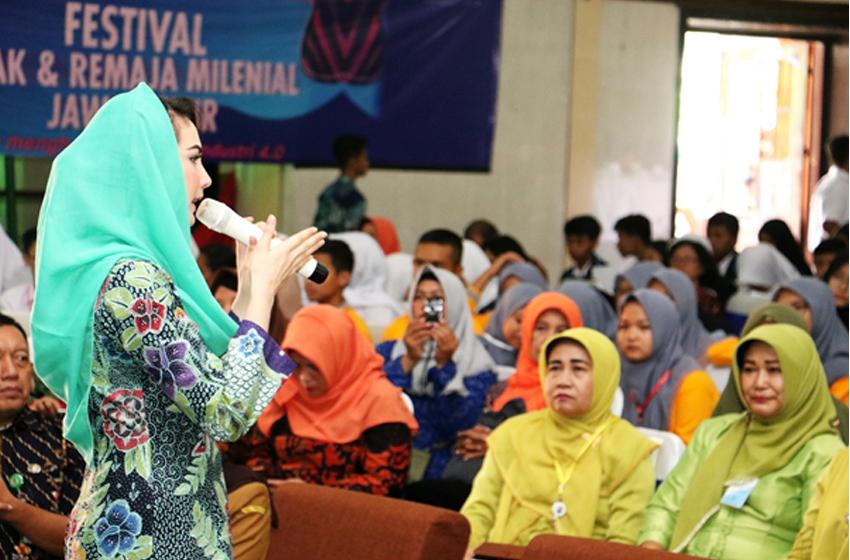 Arumi Bachsin Bicara Pentingnya Soft Skill