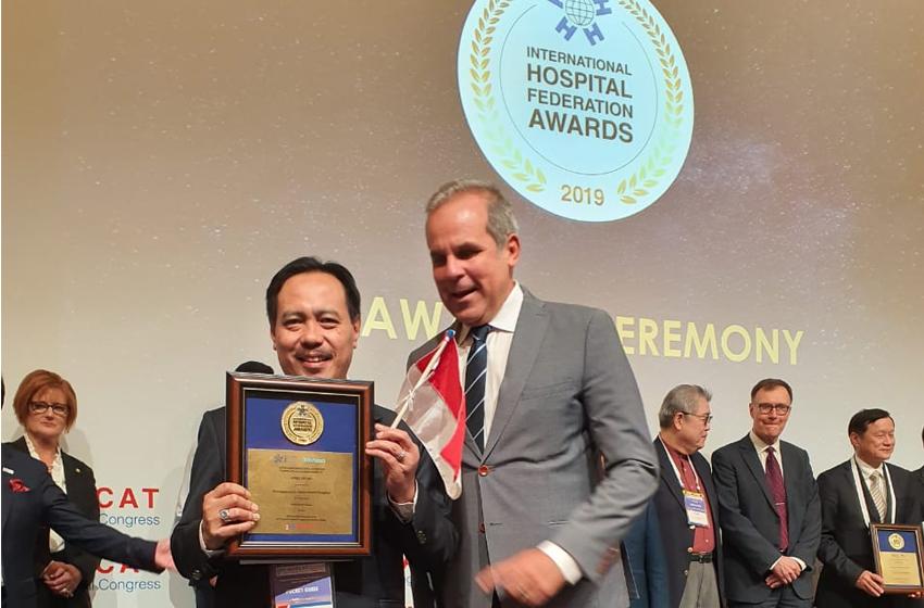 RSUD dr Iskak Tulungagung, Rumah Sakit Terbaik di Dunia