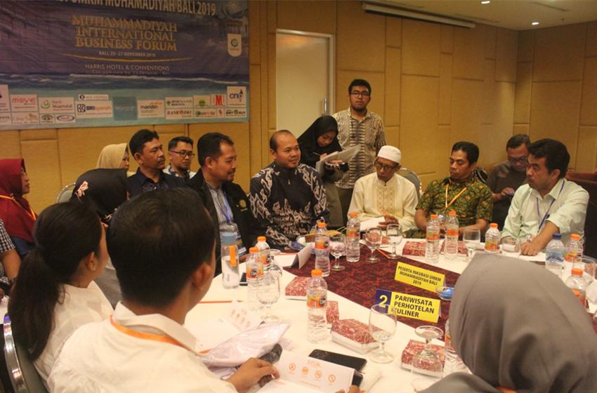 UMKM  Muhammadiyah Belum Berjalan Optimal