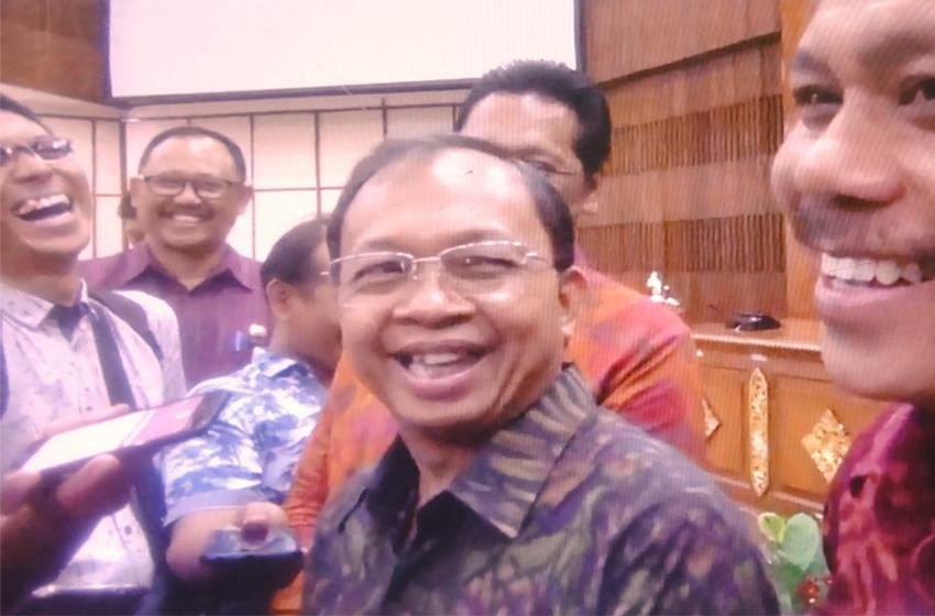 Gubernur Bali Pangkas Eselon Tiga dan Empat