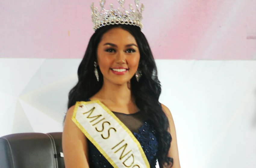 Princess Megonondo Wakili RI ke Miss World 2019 di London
