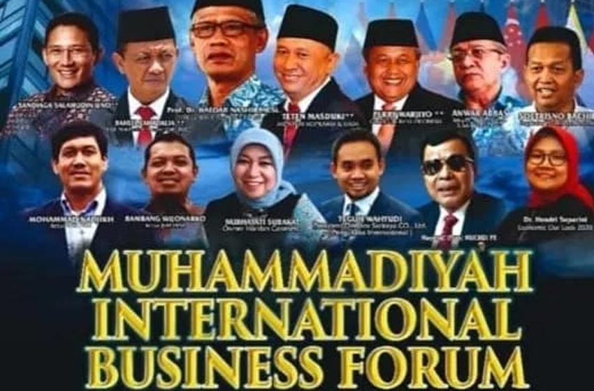 Muhammadiyah Gelar Internasional Business Forum di Bali