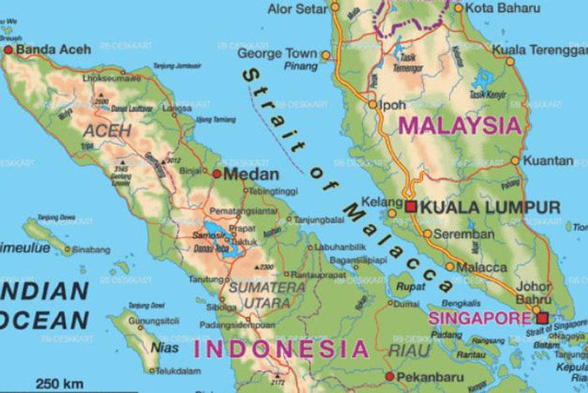 Indonesia-Malaysia Teken MoU  Demarkasi dan Survei Batas Internasional