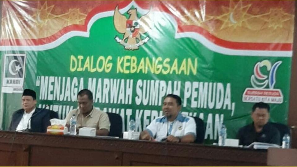 Senator Bali Enggan Jadi Pengkhianat