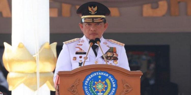 Mendagri Tito akan Tindak Tegas Siapa pun  Pelaku Kekerasan di IPDN