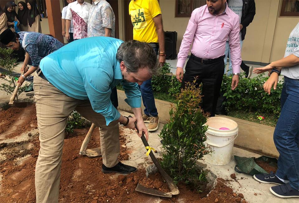 Wahid Foundation Ajak Pesantren Melestarikan Lingkungan