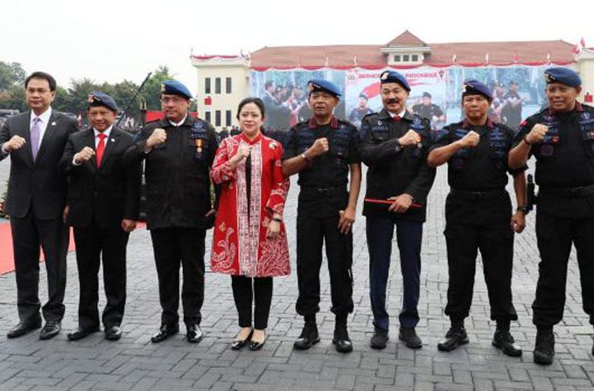 HUT Brimob ke 74, Tito: Brimob Selalu Siap Jaga Stabilitas Nasional