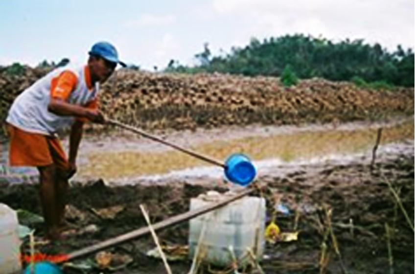 Era Kemerdekaan Air di Desa Pucung