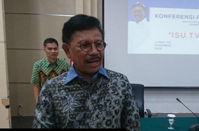 Kisruh Internal TVRI, Kominfo:  Direksi dan Dewas Jalankan Hak dan Kewajiban Sesuai Aturan yang Berlaku