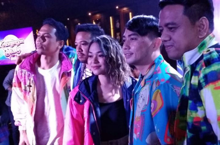 Band Geisha Rilis Single 'Keranjingan Disko' Ciptaan Guruh SP