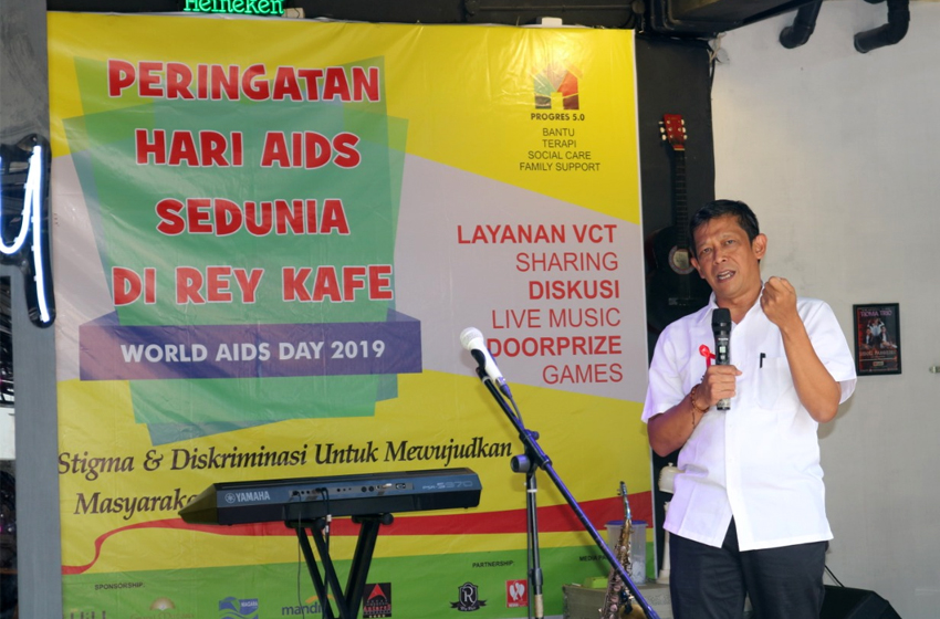 """BRSODH """"Bahagia"""" Medan Gelar Perayaan Hari AIDS Sedunia"""