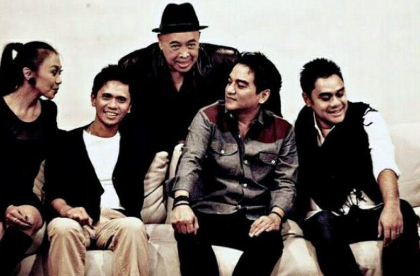 Personel Band Krakatau–foto instagram