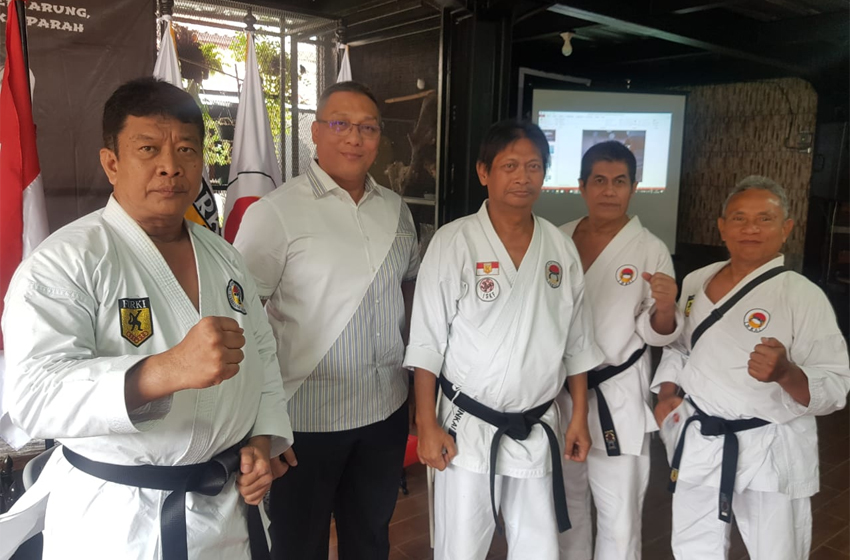 Coaching Clinic di Dojo Renzo, Home of The Champions
