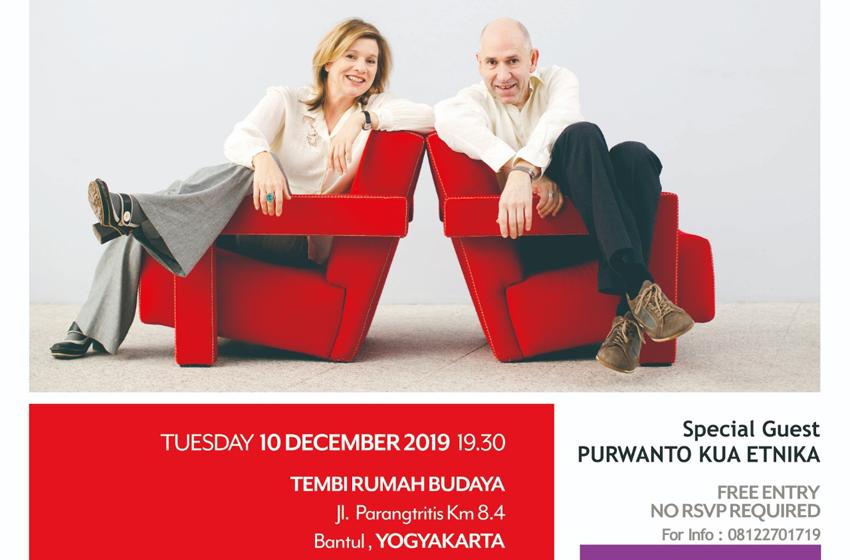 Ineke Vandoorn & Marc Van Vugt Duo, Spesial Kolaborasi Bersama Purweanto Kua Etnika