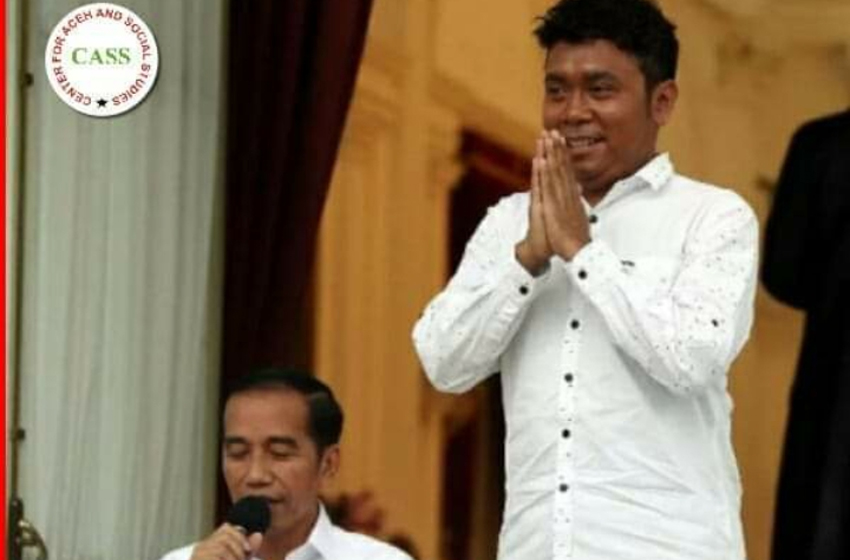 Stafsus Presiden Billy Gracia Kunjungi Aceh