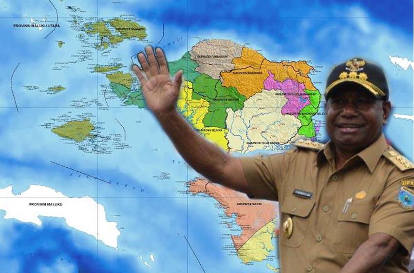 Papua Barat Tangguh, Sambut Natal dan Tahun Baru 2020