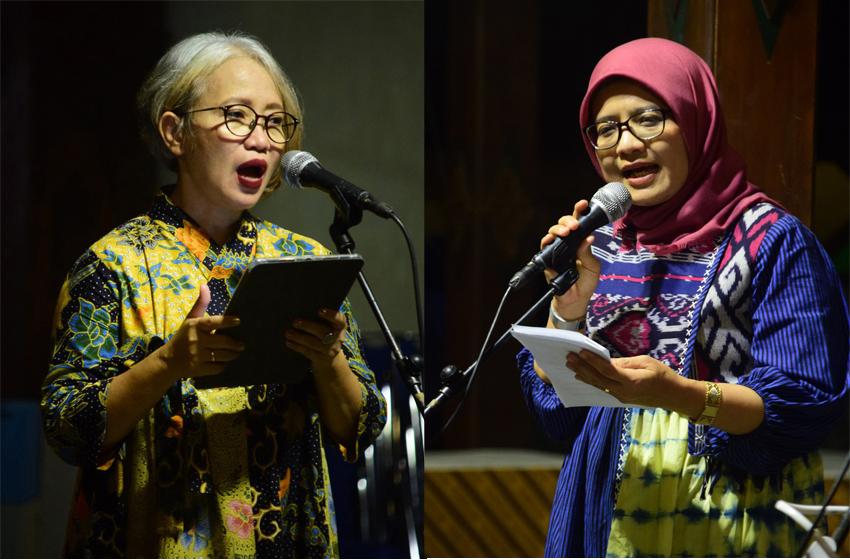 Puisi untuk Pembukaan Pameran di Tembi