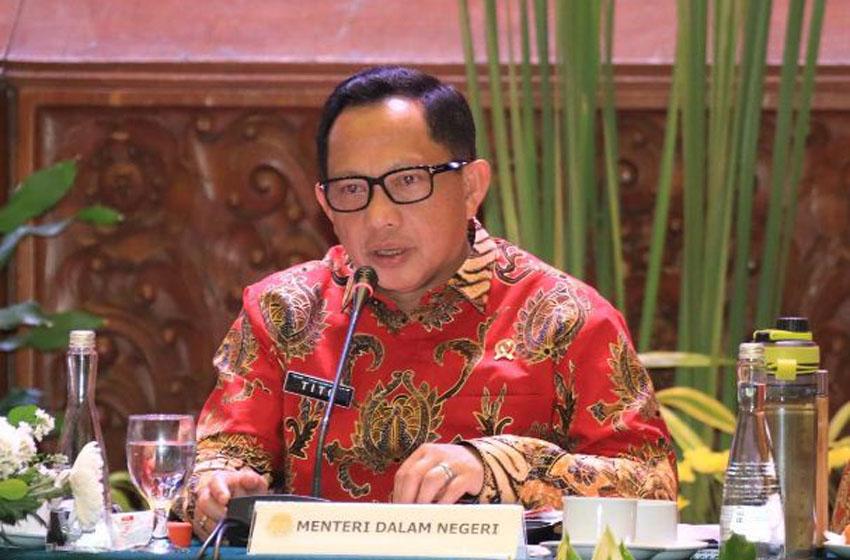 Rakorgab Peningkatan Pengendalian Kahutla, Mendagri Tito: Harus Ada Anggaran Pencegahan