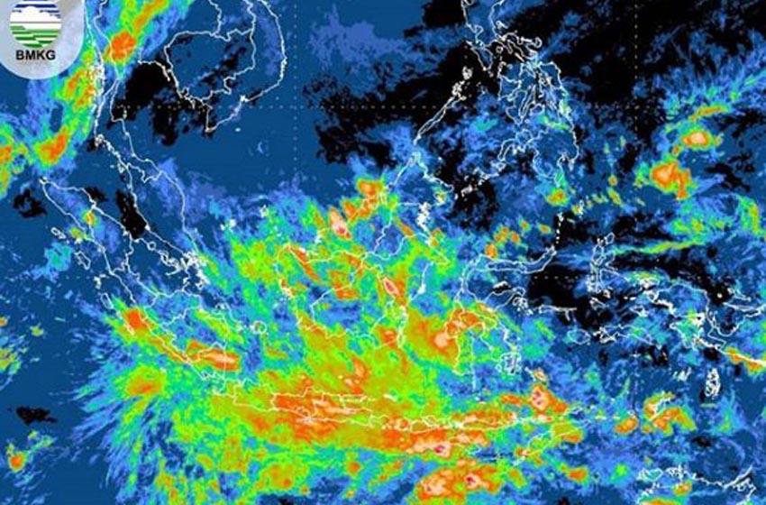 BMKG: Indikasi Peningkatan Potensi Cuaca Ekstrem Dalam Sepekan ke Depan, Ini Daftar Daerahnya