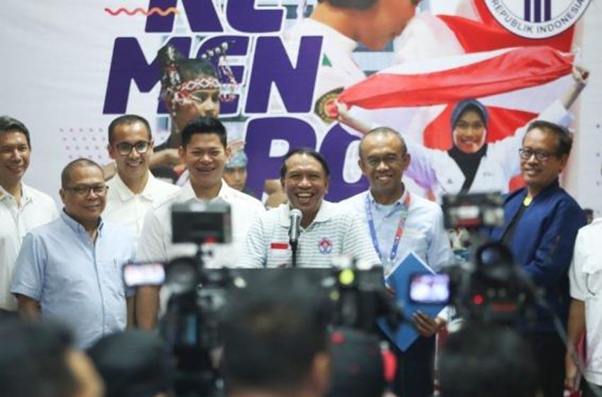 Rosan Roeslani Ketua Kontingen Indonesia Olimpiade Tokyo