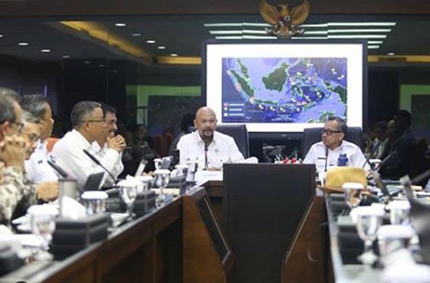 BPTT Jalin Kerjasama Internasional Penguatan Operasi Peringatan Dini Tsunami