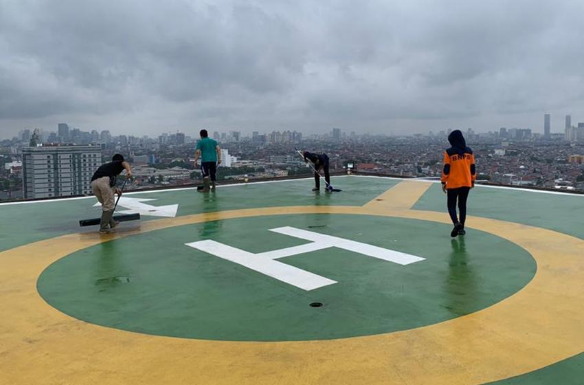 Siapkan Helikopter, Doni Monardo Siap Pantau Banjir Jakarta