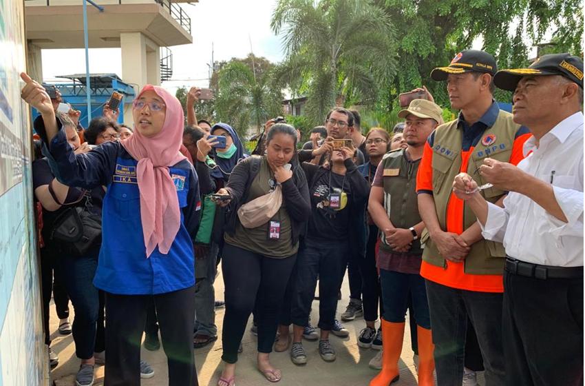 Prasasti Manggarai, Saksi Bisu Banjir Jakarta