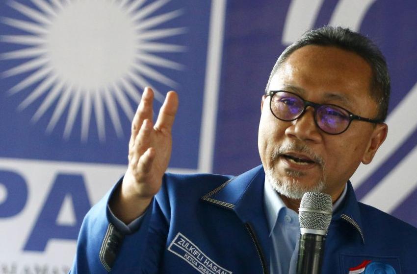 Politisi PAN: Zulkifli Hasan Masih yang Terbaik