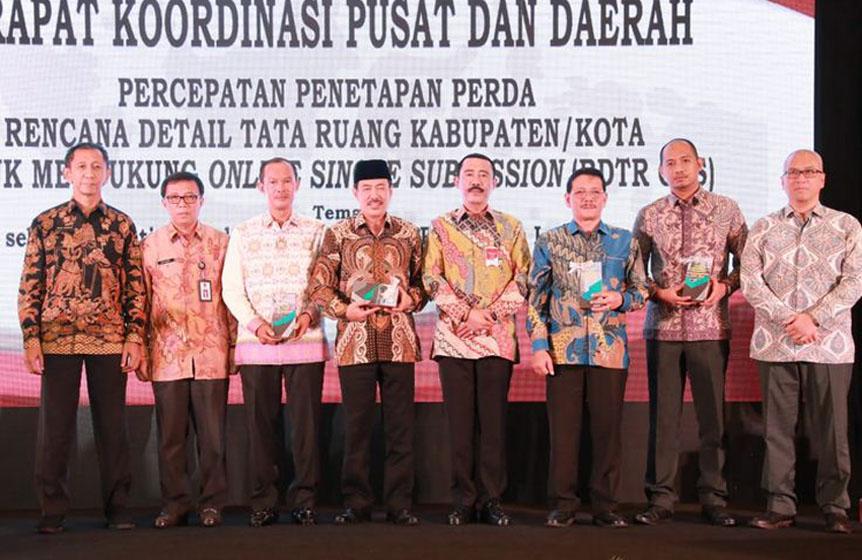 Perda RDTR untuk Peningkatan Investasi dan Pertumbuhan Ekonomi Nasional