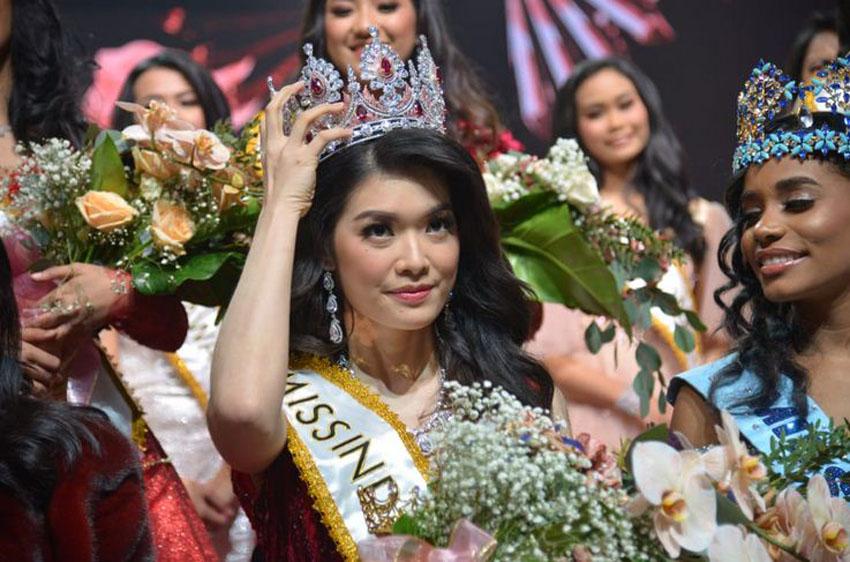 Miss Sulsel Raih Miss Indonesia 2020
