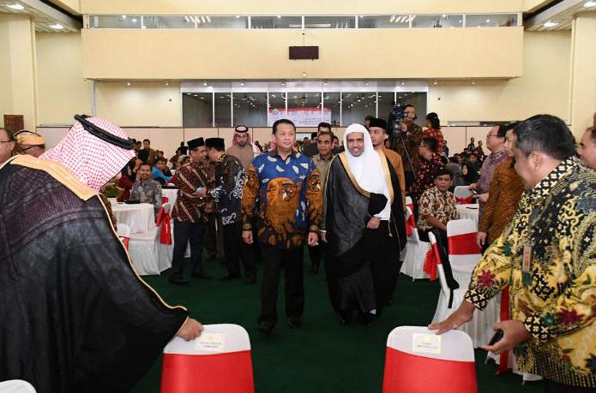 Bamsoet harap Pemerintah Arab Saudi Kaji Penghentian Sementara Kunjungan Jamaah Umrah Indonesia