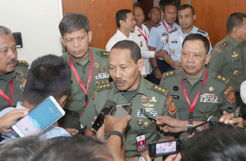 Rektor Unhan Letjen TNI Dr. Tri Legionosuko, S.IP., M.A–foto istimewa