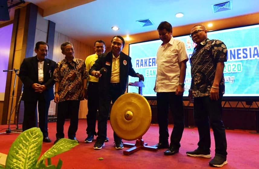 Menpora Minta Dukungan Publikasi Agenda Besar Olahraga Indonesia