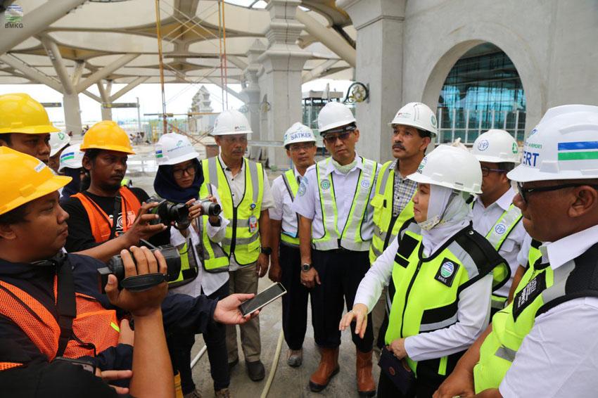 Yogyakarta International  Airport Bandara Pertama yang Didukung Sistem Deteksi Gempa dan Tsunami