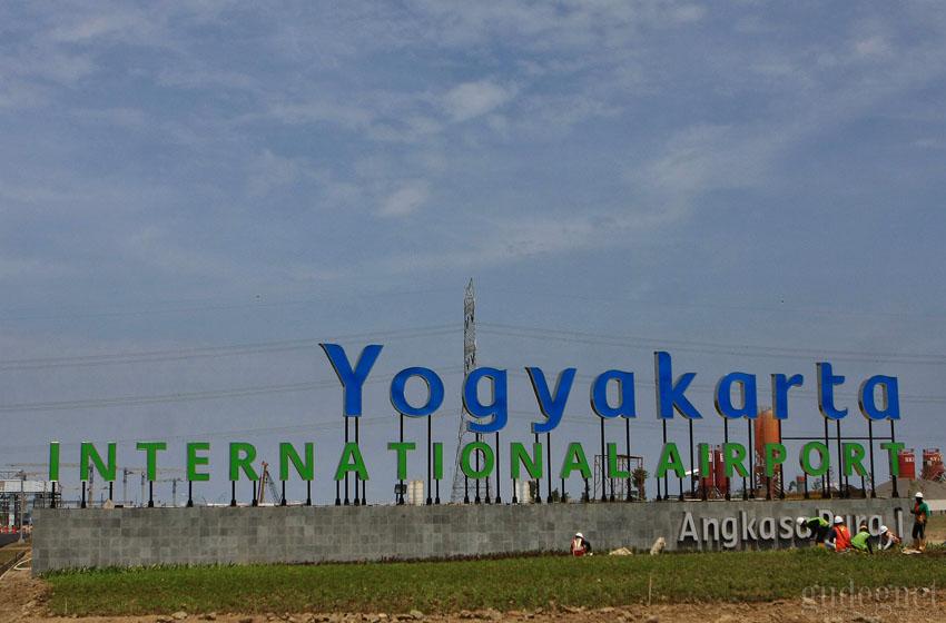 Ilustrasi–Bandara Yogyakarta International Airport di Kulonprogo Yogyakarta–foto gudeg.net