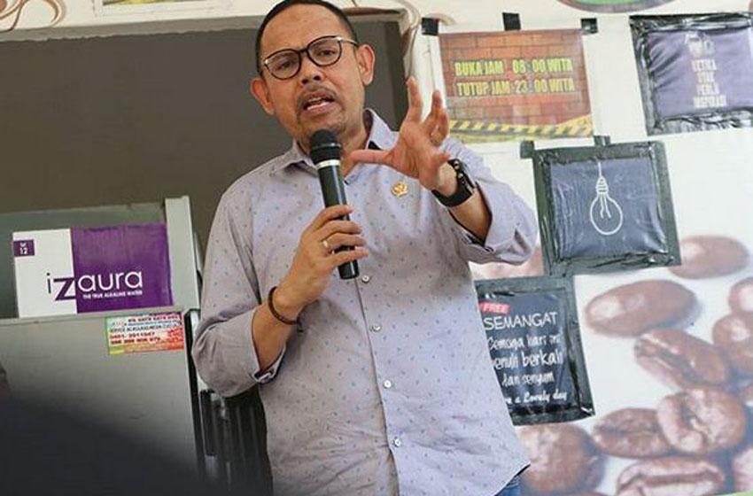 Andi Akmal Pasluddin , Anggota Komisi IV DPR RI–foto instagram Andi Akmal Pasluddin