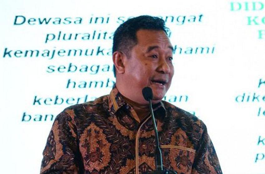 Bahtiar, Plt. Dirjen Politik dan Pemerintahan Umum Kementerian Dalam Negeri–foto puspen kemendagri