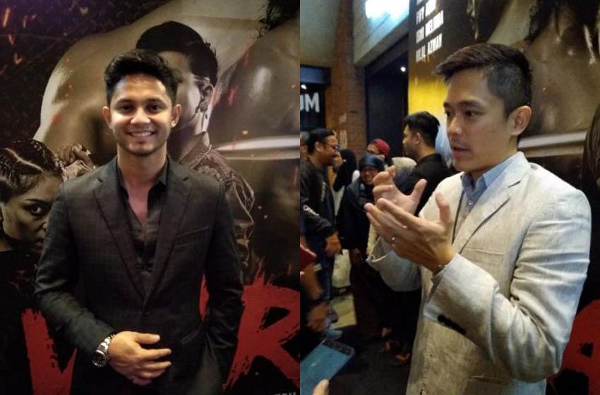 Dua Sineas Malaysia ke Jakarta