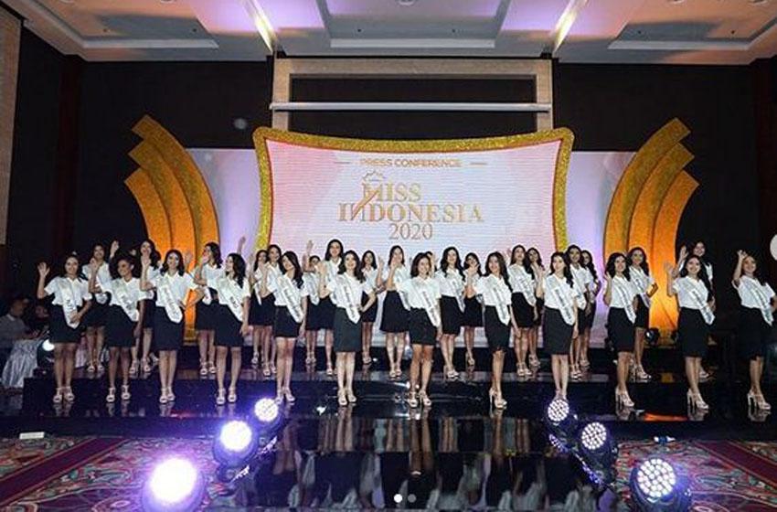 Miss Indonesia 2020:  Manner, Impressive, Smart, Social