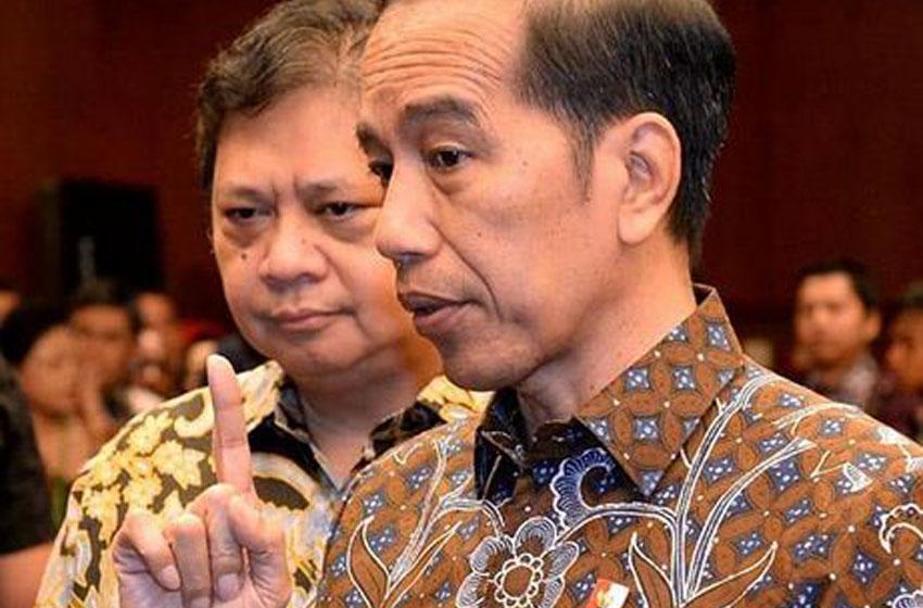 Dana Mengendap Capai Rp220 Triliun, Presiden: Gede Banget Ini!