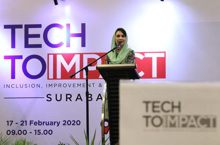 Arumi Jabarkan Internet di Era Industri 4.0