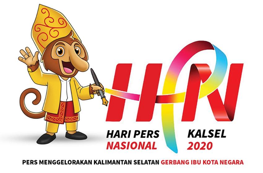 Sebelum ke Australia, Presiden Jokowi Hadiri HPN 2020 Kalsel