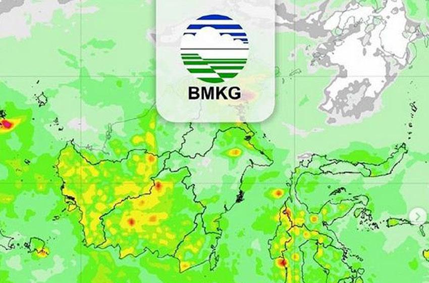 Pantau Curah Hujan Jangan Biarkan Jadi Bencana