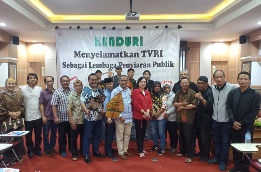 Urgensi Menyelamatkan TVRI sebagai Lembaga Penyiaran Publik