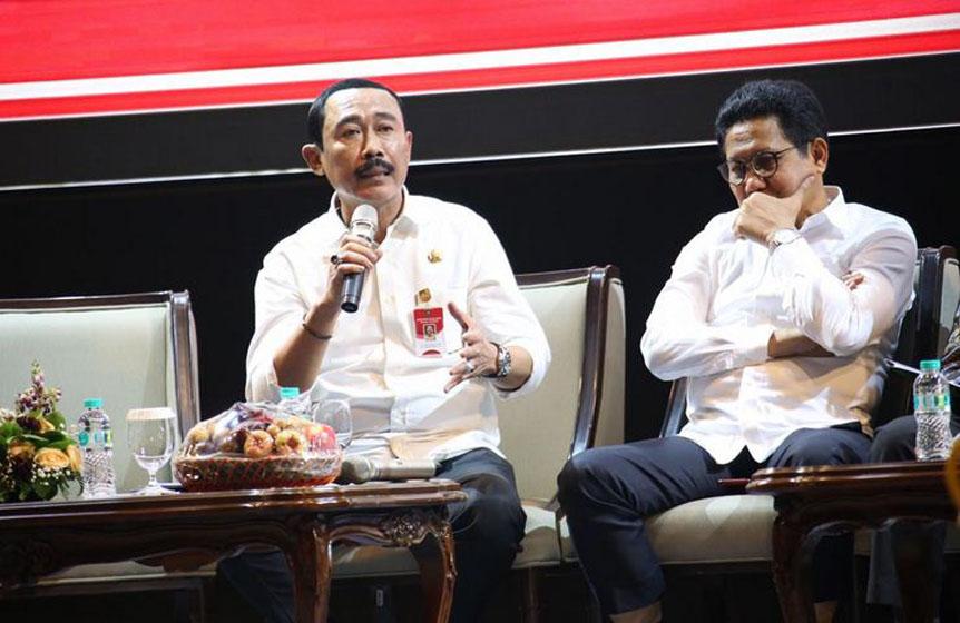 Sekretaris Jenderal (Sekjen) Kementerian Dalam Negeri Hadi Prabowo–foto puspen kemendagri