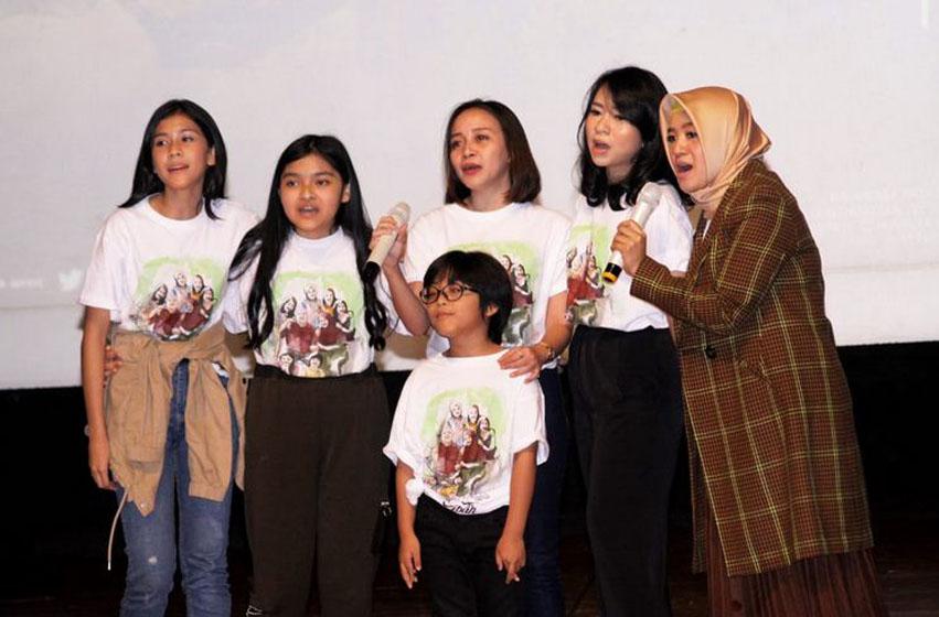 Reuni Dedi Setiadi dan Novia Kolopaking Buat Film 'TETA'