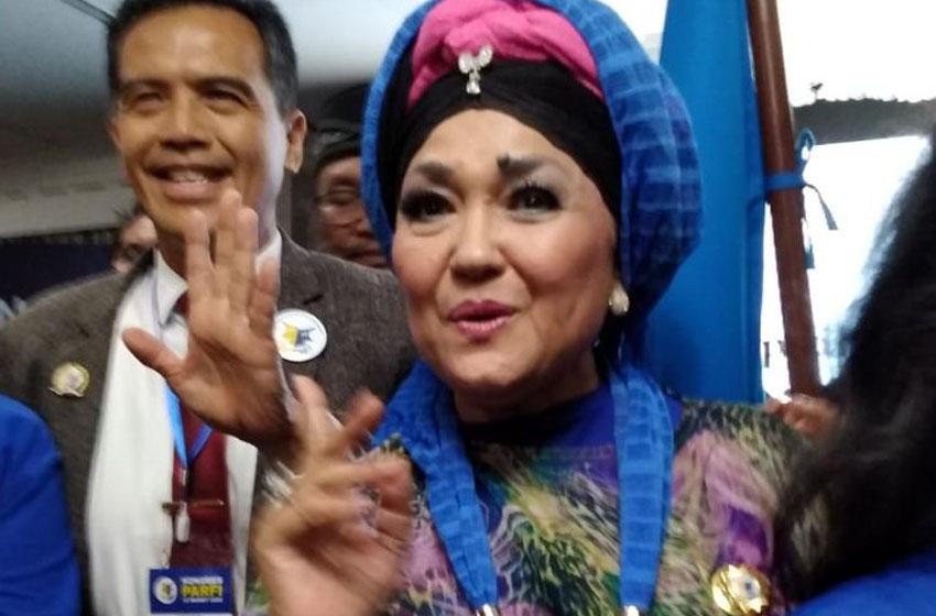 Alicia Djohar Ketua Parfi 2020-2025