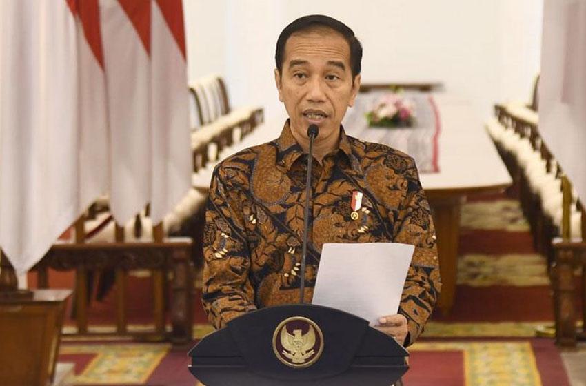 Ekonomi  Indonesia Tumbuh 2,9%, Presiden: Masih Baik!