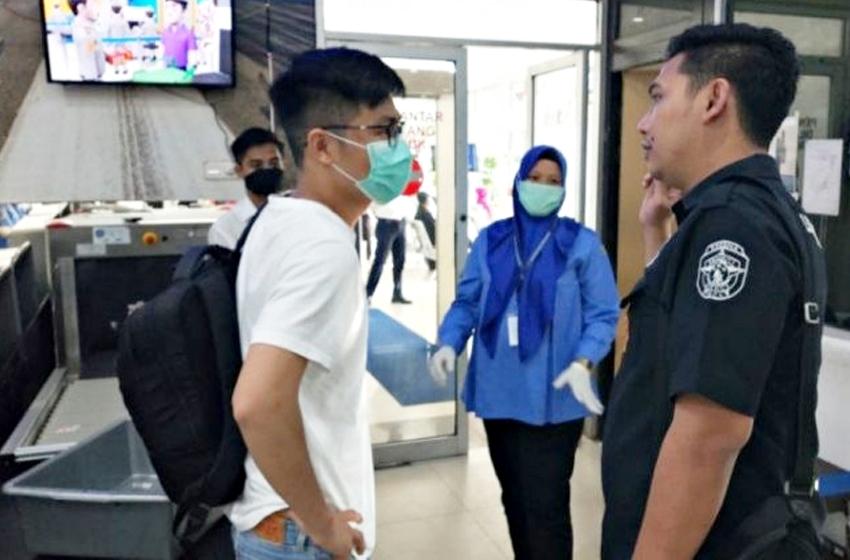 TKA asal Cina di Ketapang. (foto eramuslim.com)