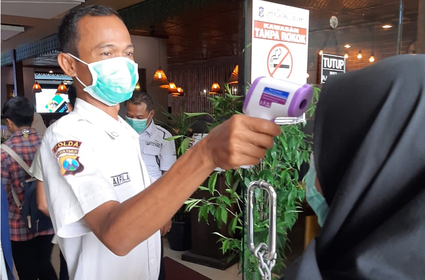 Mal di Surabaya Pilih-pilih Pengunjung